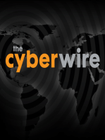 KRACK attacks. Iran's growing capability in cyberspace. Swedish and Polish targets probed by state-directed cyber ops. QR code security issues. Russia to introduce official cryptocurrency.