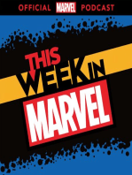 This Week in Marvel #27.5 - Danny Pudi