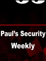Passwords, Splunk, & Nest Microphones - Paul's Security Weekly #595