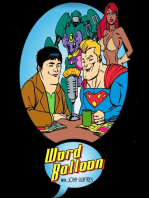 Word Balloon Podcast Creator Owned Comic Books With Steve Niles Tony Harris and Stuart Moore