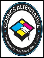 Comics Alternative Kickstarter