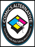 Episode 29 - Recent Crime, Detective, and Noir Comics, Part II