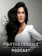 Martha Debayle en W , viernes 21 de septiembre de 2018.