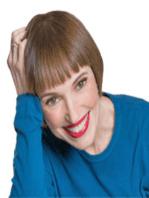Jill Pyle, VeganCuts.com, and Eleanor Feldman-Barbera, Ph.D., Elder Care Expert and New Vegan