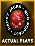 RAZOR01 Happy Jacks RPG Actual Play – Razor Ridge – Werewolf