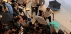 Armed Mobs Attack Anti-extradition Protesters In A Suburban Hong Kong Subway Station