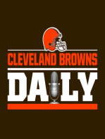 Cleveland Browns Daily 9/21/2018