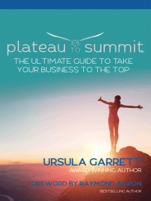 Plateau to Summit: The Ultimate Guide to Take Your Business to the Top