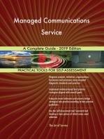 Managed Communications Service A Complete Guide - 2019 Edition