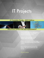 IT Projects A Complete Guide - 2019 Edition