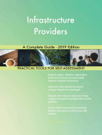 Infrastructure Providers A Complete Guide - 2019 Edition