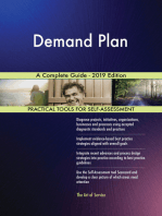 Demand Plan A Complete Guide - 2019 Edition