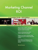 Marketing Channel ROI A Complete Guide - 2019 Edition