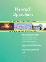 Network Operations A Complete Guide - 2019 Edition
