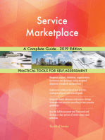 Service Marketplace A Complete Guide - 2019 Edition