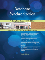Database Synchronization A Complete Guide - 2019 Edition