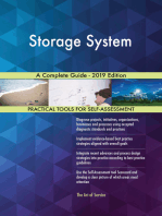 Storage System A Complete Guide - 2019 Edition