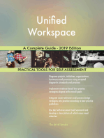 Unified Workspace A Complete Guide - 2019 Edition