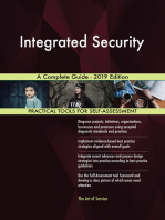 Integrated Security A Complete Guide - 2019 Edition
