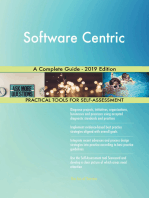 Software Centric A Complete Guide - 2019 Edition