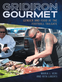 Gridiron Gourmet: Gender and Food at the Football Tailgate