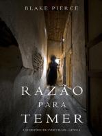 Razão Para Temer (Um mistério de Avery Black – Livro 4)