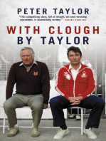 With Clough, By Taylor