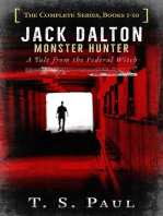 Jack Dalton, Monster Hunter, The Complete Series
