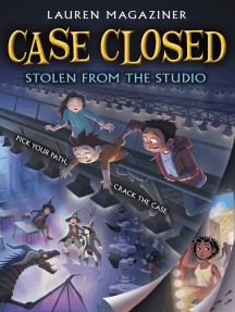 Case Closed #2: Stolen from the Studio