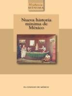 Nueva historia mínima de México