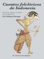 Cuentos folclóricos de Indonesia