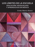 Los límites de la escuela.:  Educación, desigualdad y aprendizajes en México