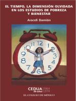 El tiempo, la dimensión olvidada en los estudios de pobreza