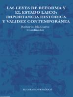 Las leyes de Reforma y el estado laico: