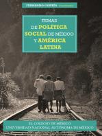 Temas de política social de México y América Latina