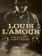 The Rider of Lost Creek: A Western Story