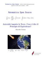 Asteroide impatta la Terra. Cosa ci dice il Principio di Equivalenza?