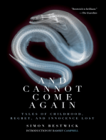 And Cannot Come Again