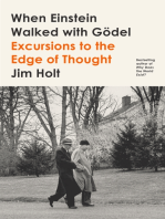 When Einstein Walked with Gödel