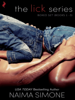 The Lick Series Boxed Set