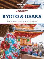 Lonely Planet Pocket Kyoto & Osaka