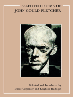 Selected Poems of John Gould Fletcher