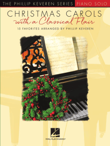 Christmas Carols with a Classical Flair: The Phillip Keveren Series