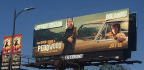 LA Artist Explains Why He Vandalized 'Once Upon A Time … In Hollywood' Billboard