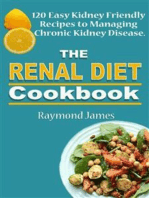 The Renal Diet Cookbook