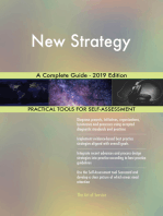 New Strategy A Complete Guide - 2019 Edition
