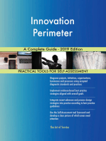 Innovation Perimeter A Complete Guide - 2019 Edition