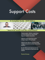 Support Costs A Complete Guide - 2019 Edition