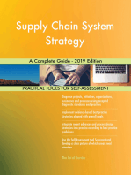 Supply Chain System Strategy A Complete Guide - 2019 Edition