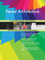 Tiered Architecture A Complete Guide - 2019 Edition